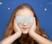 兒童眼罩睡眠遮光透氣 小孩睡午覺專用男女卡通可愛護眼罩