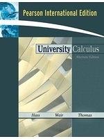 二手書博民逛書店《University Calculus Alternate E