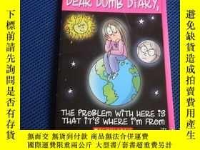 二手書博民逛書店Dear罕見Dumb Diary: The problem wi