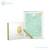Minerva米諾娃 | 【青草兔兔系列】配件長袖連身衣禮盒