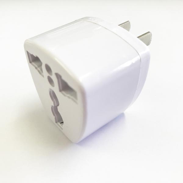 旅遊 轉接頭 萬國 轉台灣 universal travel power plug adapter TAIWAN