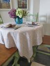 時尚田園氣質棉麻餐桌布 茶几布 蓋布 (90*130cm)