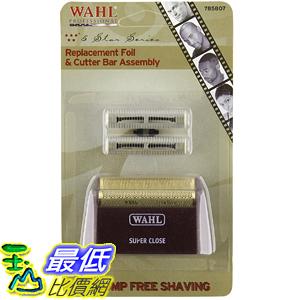 [美國直購] Wahl 7031-100 理髮器替換刀頭 Replacement Foil and Cutter Bar Assembly 適用 professional 5 star 系列