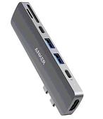 [2美國直購] Anker USB C 集線器 適用於 MacBook PowerExpand Direct 7 合 2 USB C 轉接器