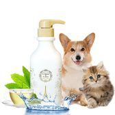 【愛戀花草】綠茶精油 護膚除臭寵物沐浴乳 300ML