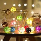 【BlueCat】室內裝飾LED泰國藤球...