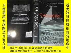 二手書博民逛書店CHEMISTRY罕見THE CENTRAL SCIENCE V