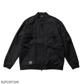 MIZUNO 男裝 外套 套裝 休閒 1906 平織 多口袋 縮口 黑【運動世界】D2TC057209