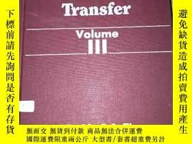 二手書博民逛書店Annual罕見Review of Heat Transfer(