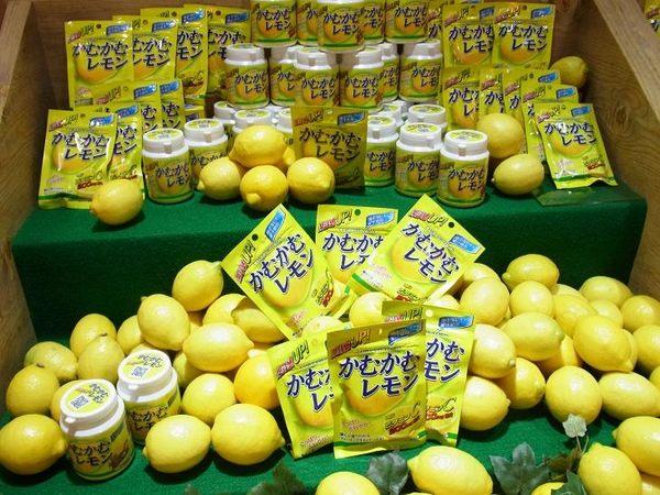 日本 三菱食品 卡姆卡姆 檸檬糖 巨峰葡萄/彈珠汽水/梅子 軟糖【小福部屋】
