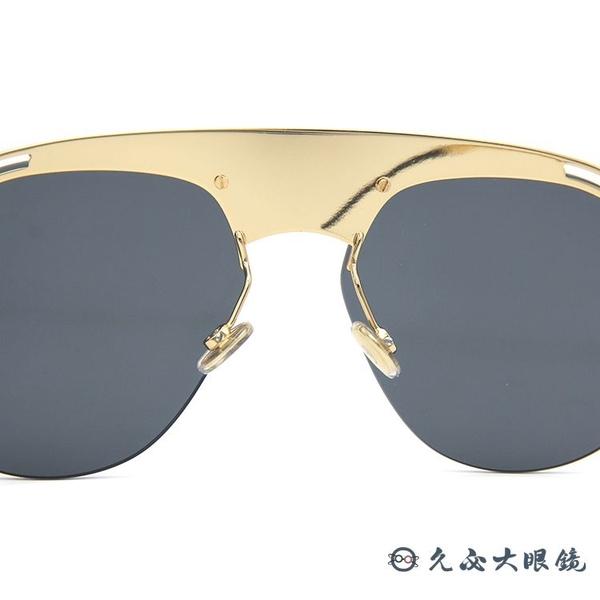 Dior 太陽眼鏡 evolution (金) 人氣熱銷 飛官 大框款 墨鏡 久必大眼鏡