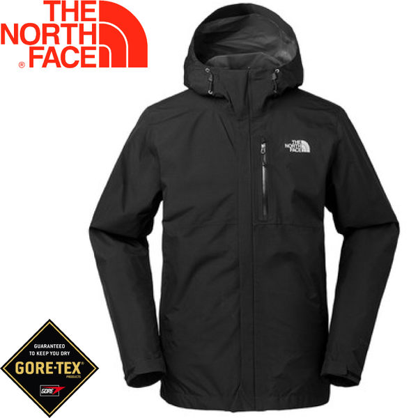 【The North Face GORE-TEX 防水外套《黑》】2SLN/防水外套/防風★滿額送