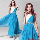 (45 Design) 訂做款式7天到貨 歐美蕾絲 時尚 性感 顯瘦優 雅外貿晚禮服長款 晚宴服a16