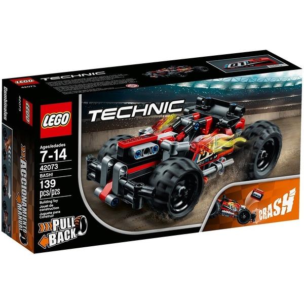 LEGO 樂高 TECHNIC 科技系列 BASH! 猛攻 42073