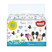 好奇 純水嬰兒濕巾Disney FG厚型70抽x2入【愛買】