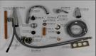 【麗室衛浴】美國MOEN摩恩 原裝進口 下拉式厨房龍頭7594C軟管零件