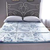 夏季涼席防滑床墊 夏天榻榻米薄床墊床褥褥子夏季 1.2 1.5m 1.8m