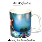 (24H) 客製 質感 彩繪 馬克杯 Mug 浪漫 叢林 亞馬遜 咖啡杯 陶瓷杯 杯子 Sara Garden 品牌手作【M0320011】
