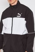 PUMA  RETRO -男款立領風衣外套- NO.57637601
