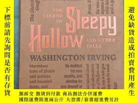 二手書博民逛書店The罕見Legend of Sleepy Hollow and