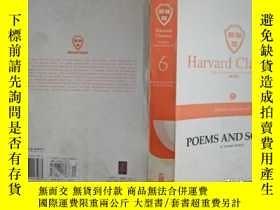 二手書博民逛書店哈佛經典06(第6卷:《伯恩斯詩歌集》)(引進英文原版:Poem