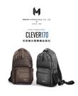 【】Matin Clever 170 Sling  克萊爾單肩後背包170  雙色可選 碳灰 M10073 / 咖啡 M10074【公司貨】