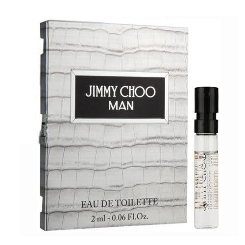 JIMMY CHOO 同名男性淡香水 2ml 噴式