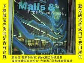 二手書博民逛書店Malls罕見& Department Stores2Y2611