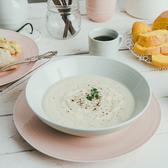 北歐簡約風 波西小鎮7.5英吋沙拉碗 綠色