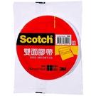 3M Scotch 雙面膠帶 24mmX15yd 單入袋裝