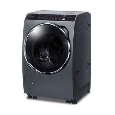 Panasonic國際牌13公斤滾筒洗衣機 NA-V130DDH-G(晶燦銀)