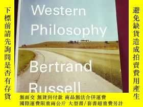 二手書博民逛書店The罕見History Of Western Philosophy 【 西方哲學史 】Y323680 Ber