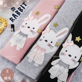 金星洋裝童話兔內搭褲-3色(厚棉,內絨毛)~禦寒保暖(280566)★水娃娃時尚童裝★