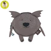 【新品上市送收納盒】德國Lassig-幼童迷你動物造型隨身包-無尾熊