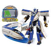 《 TOMICA 》DXS03 新幹線變形機器人 E7 光輝號╭★ JOYBUS玩具百貨