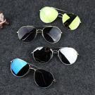 夏季防紫外線兒童墨鏡男童太陽鏡正韓潮女童眼鏡 交換禮物大熱賣
