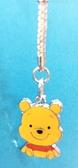 【震撼精品百貨】Winnie the Pooh 小熊維尼~吊飾-頭˙*98037