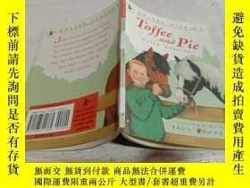 二手書博民逛書店Toffee罕見and Pie《太妃糖和餡餅》Y212829