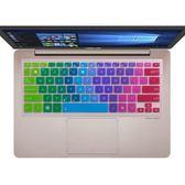 100u鍵盤u4100un貼膜rx310 s4000ua保護貼防塵墊全覆蓋u303l rx410  3C公社