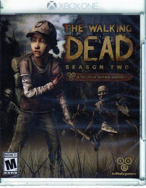 XBOXONE 遊戲 陰屍路 第二季 The Walking Dead: Season 2 英文版【玩樂小熊】