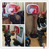 兒童籃球架子可升降投籃框室內玩寶寶益智玩具男孩周歲1-2-3-4歲 【格林世家】