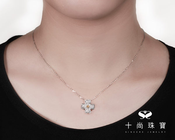 Life 系列 - 天然鑽石墜子  十尚珠寶