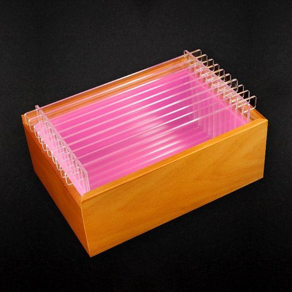 【香草工房】 2000cc粉土司模-木盒組+直式格板