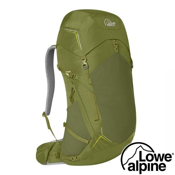 【英國 LOWE ALPINE】AirZone Trek 35:45透氣健行背包 35+10L『厥綠』FTE-89 登山包.後背包