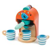 【美國Tender Leaf Toys】幸福濃縮咖啡機(廚房家家酒系列)