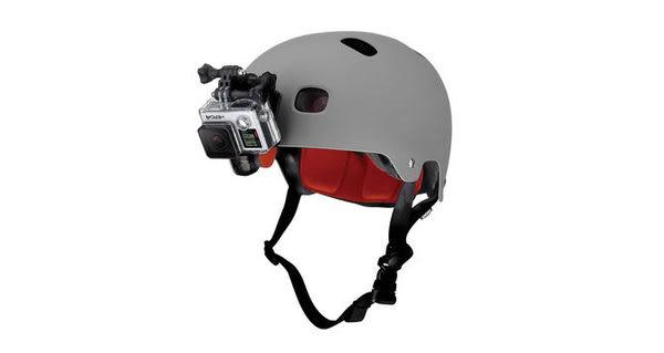 晶豪泰 分期0利率 GOPRO Helmet Front Mount 安全帽前置專用架 AHFMT-001 公司貨 掛載配件