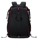 店長推薦 相機包專業佳能尼康雙肩攝影背包戶外旅行單反相機雙肩包防水防盜大容量igo