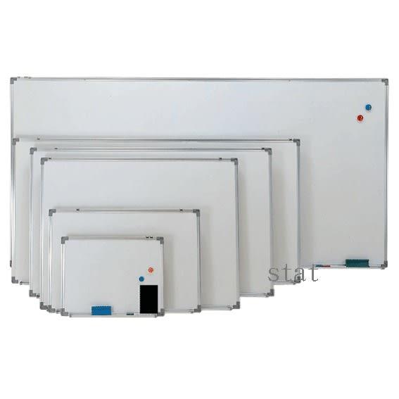 [奇奇文具]【磁性白板】 H152 高密度單磁白板/高級單磁白板 (1尺半×2尺)