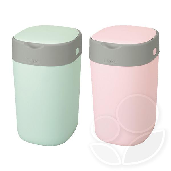 Combi 康貝 Poi-Tech Advance 尿布處理器-薄荷綠/玫瑰粉【佳兒園婦幼館】