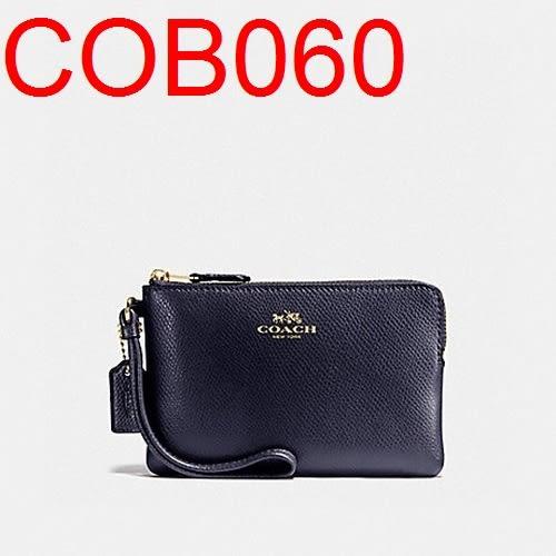 COACH 美國進口 # F58032 零錢包 小物包 COB060